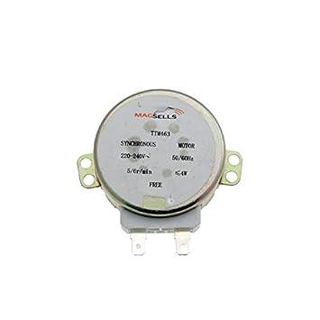 Motor de plato de microondas at325 max25rdg microondas ...