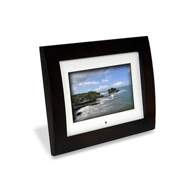 Amazon.com : Smartparts Spx7 Digital Frame 7 Wood W/syncpix ...
