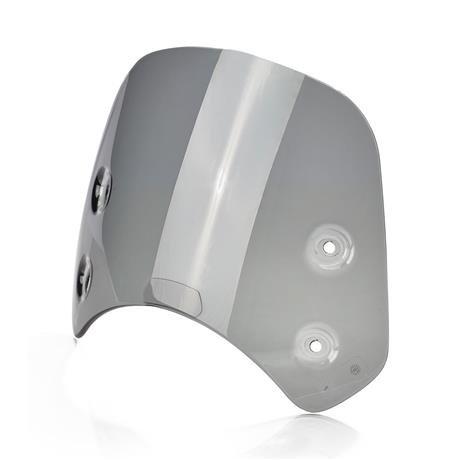 Triumph Dark TInted Short Windscreen A9708151 4333345318