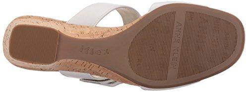 Sandalo Di Nilli Bianca Pelle Donne Delle Anne Vestito Klein qwt8SRnT