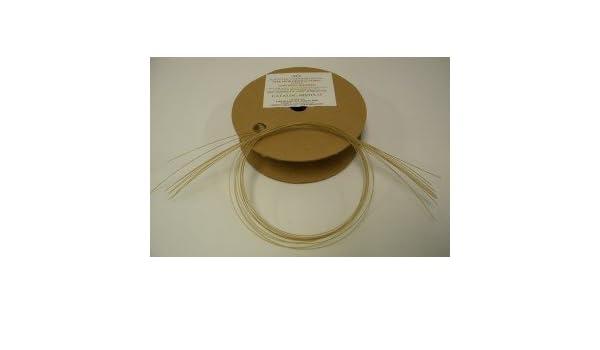 50 Roll PEEK Micro-Medical Tubing//0.016 ID x 0.022 OD = .406mm ID x .559mm OD//
