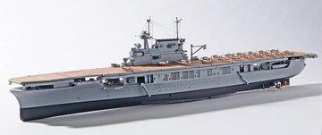 Revell 1:485 USS Yorktown Aircraft Carrier