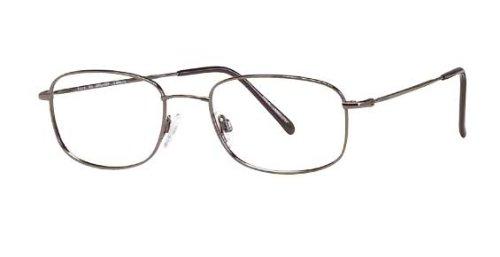 Flexon Autoflex 47 Eyeglasses 033 Gunmetal Demo 54 19 140