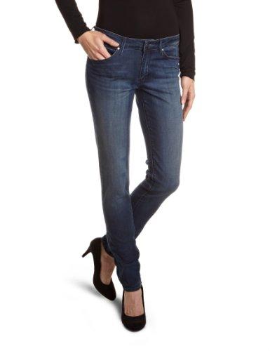 Jeans Wrangler Bleu Femme 36v Break storm Slim d4qw04