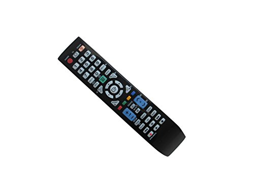 Universal Replacement Remote Control Fit For Samsung LN52A550P3F LN52A550P3FXZA LN46D550 LN46D550K1F PLASMA LCD LED HDTV TV