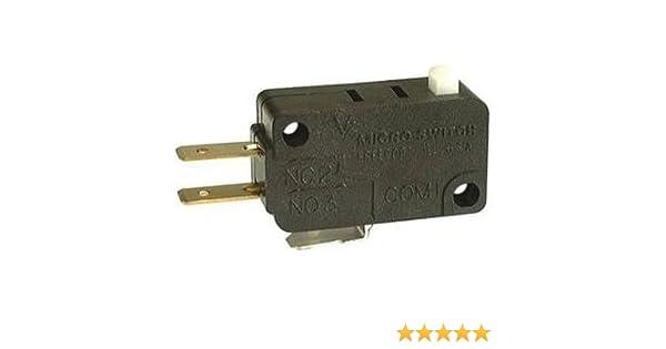 SPDT 15.1A 250VAC HONEYWELL S/&C   V7-1C17D8   MICROSWITCH PIN