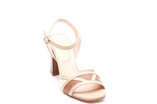 Scarpe italiane sandali beige