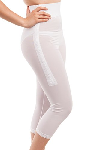 - GABRIALLA Post-Liposuction Girdle Below Knee Length PLG-820