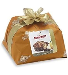 Bonifanti - Panetón artesanal de peras y chocolate 1kg.
