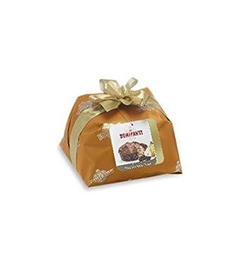 Bonifanti - Panetón artesanal de peras y chocolate 1kg.: Amazon.es: Alimentación y bebidas
