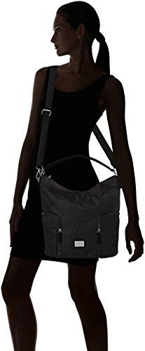 sac Noir Alena bandoulière Bogner Carbon BqA1vR6z