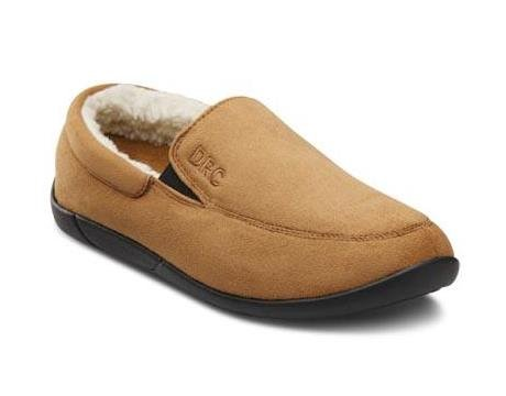 Dr. Comfort Women's Cuddle Therapeutic Slippers - Camel 11 C/D US