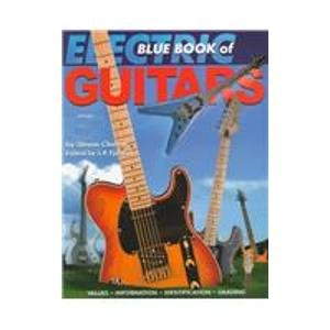 Image for The Blue Book of Electric Guitars