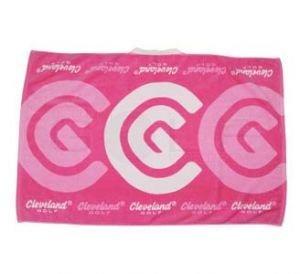 - Cleveland Golf Tour Ladies Towel