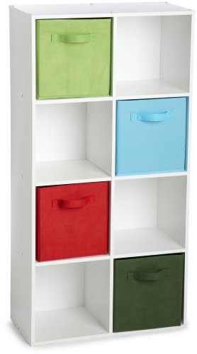 Closetmaid 420 cubeicals organizer 8 cube white amazon ca home kitchen