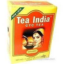 Tea India CTC Leaf Tea 16 Oz by Tea India