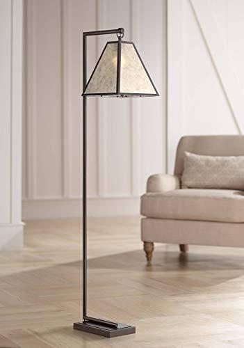 Selena Mica Downbridge Floor Lamp - Franklin