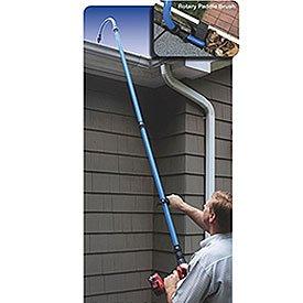 Gardus Vertalok Rotary Gutter Cleaning System Gutter