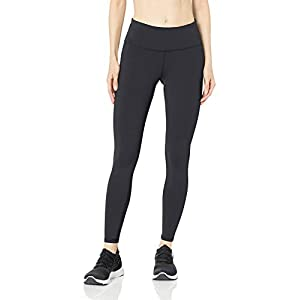 Amazon Essentials Women's Studio Sculpt Mid-Rise Full Length Yoga Legging