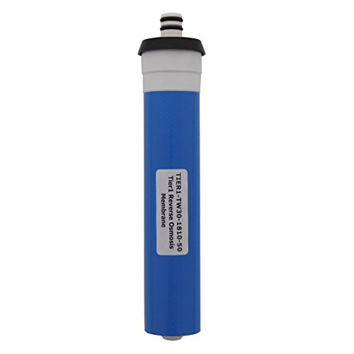 Tier1 WHER18 Whirlpool WHER18 Comparable Replacement Reverse Osmosis RO (Ultrafilter Membrane)