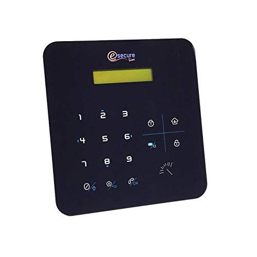 Alarma A9 inalámbrica GSM con teclado y sirena déportés + ...