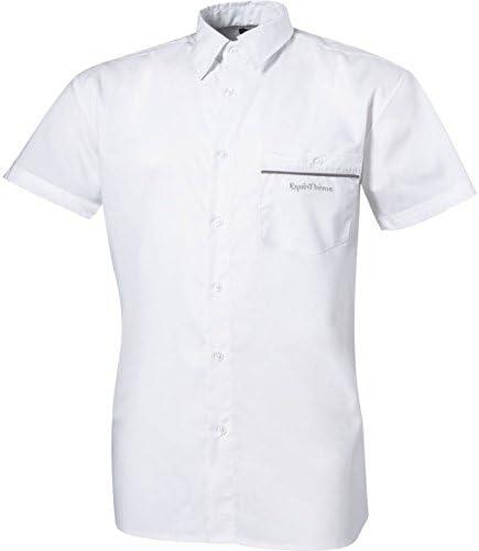 Camisa para Hombre Blanca Show de Modelo Marco Equitación Ropa ...