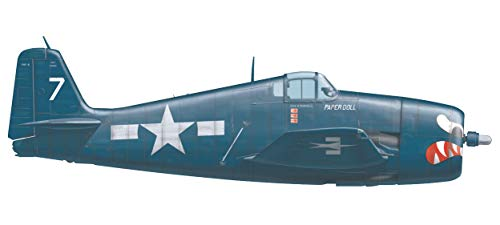 Eduard Models 1/72 F6F-5 Hellcat Profi Pack Model Kit ()