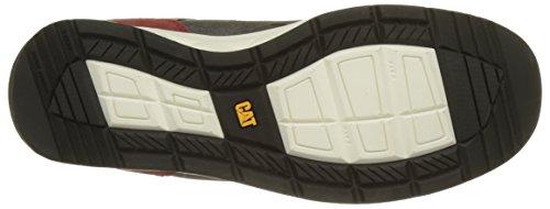 Tex Gris Caterpillar para Gore Earl Brick Zapatillas Parched Mens Grey Altas Hombre FE4qw40nax