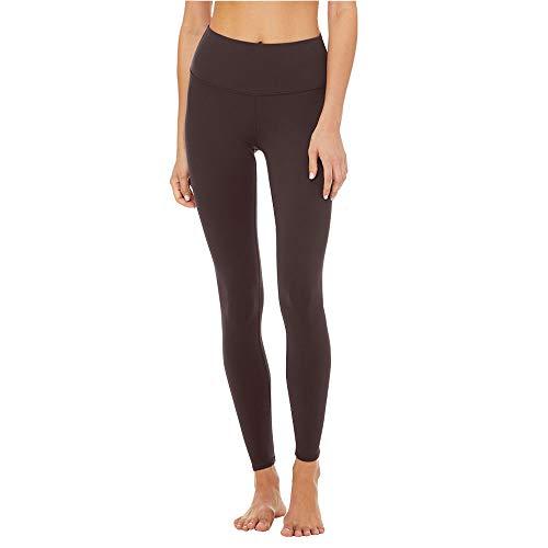 Alo Yoga High-Waisted Airbrush Legging - Women's Raisin, S