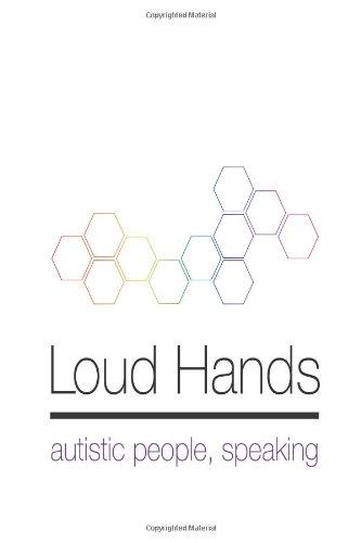 loud hands autistic people speaking
