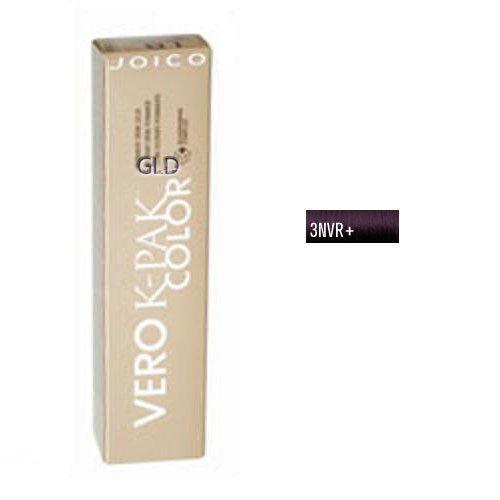 Joico Vero K-Pak Возраст Defy Цвет Постоянная Creme Цвет 3NVR + Natural Фиолетовый Красный Ebony Brown