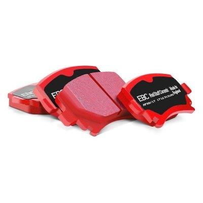 EBC Brakes DP33055C EBC Redstuff Ceramic Low Dust Brake Pads EBC Redstuff Ceramic Low Dust Brake Pads - Redstuff Low Dust
