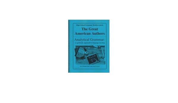 Workbook diagramming worksheets : Analytical Grammar: High School Grammar Reinforcement - American ...