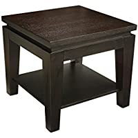 Sunpan Modern 63786 Asia Square End Table
