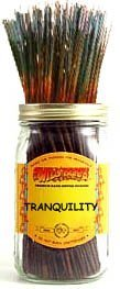 (Tranquility - 100 Wildberry Incense Sticks)