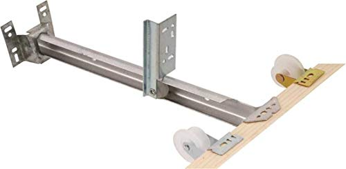 Anvil Mark 801085-BNT 22-5/8 in. Monorail Drawer Track Kit with Track Length and Steel Construction (Monorail Kit)