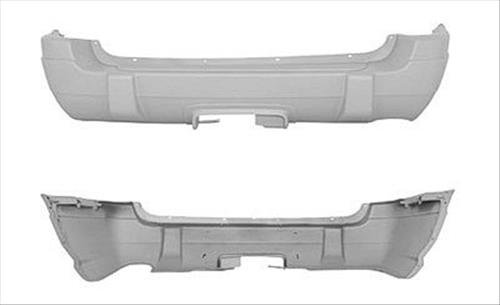OE Replacement Jeep Cherokee/Wagoneer Rear Bumper Cover (Partslink Number CH1100922)