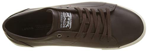 Levi's Uomo Dark Marrone Woods Brown 29 Sneaker qpUCrq