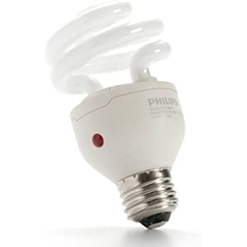 This item Dusk to Dawn Energy Saver CFL Light Bulb  60 Watt  Single   Multi  Packs  2 Pack Dusk to Dawn Energy Saver CFL Light Bulb  60 Watt  Single   Multi  . Outdoor Dusk To Dawn Light Sensor Control For Cfl Bulbs. Home Design Ideas