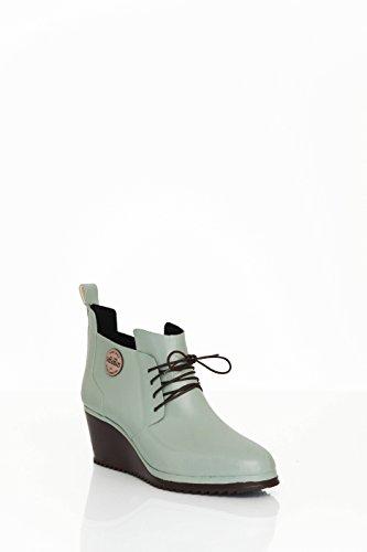 Nokian Footwear by Julia Lundsten - Zapatos de goma -Lace Up Shoe- (Originals) [LUS123] humo azul