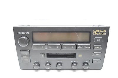 03 04 05 LINCOLN AVIATOR NAVIGATION UNIT RADIO CD PLAYER ()