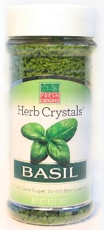 Fresh Basil (Herb CrystalsBasil)