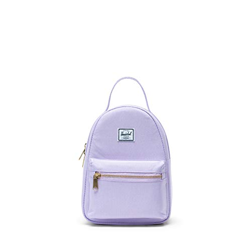 (Herschel Nova Mini Backpack, Lavender Crosshatch, One Size)