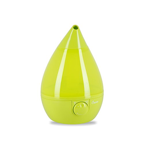 Crane USA Filter-Free Cool Mist Humidifier, Green