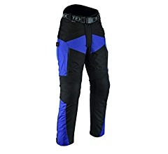 Huge Size Range Texpeed XTRA Breathable Armoured Motorcycle//Motorbike Trousers 4 Colours