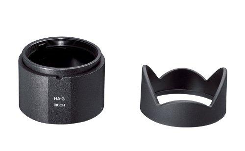 Price comparison product image Ricoh HA-3 Bague pour complément + pare soleil pour Appareil photo GXR