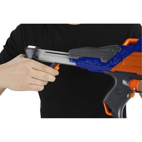 Nerf N-Strike Elite Rapidstrike CS-18 Blaster  Nerf N-Strike Elite Rapidstrike CS-18 Blaster (Colors may vary) 31gwMvLlWCL