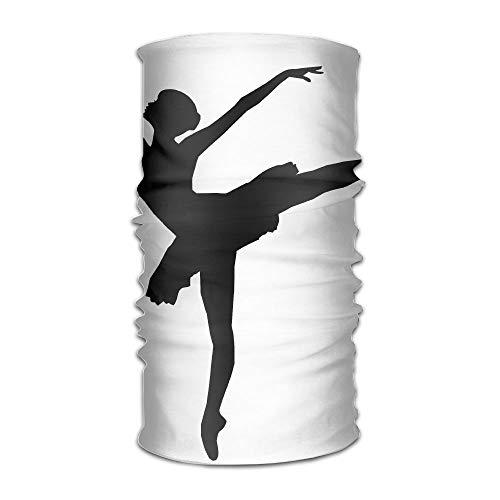 - Graceful Ballerina Original Headband with Multi-Function Sports and Leisure Headwear UV Protection Sports Neck, Sweat-Absorbent Microfiber Running, Yoga, Hiking