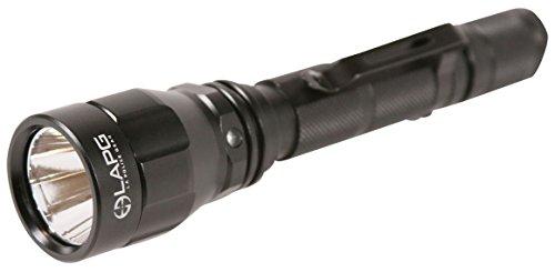 LA Police Gear Operator HIL 1100 Lumens Bright Tactical Flashlight (Flashlight Police Equipment)