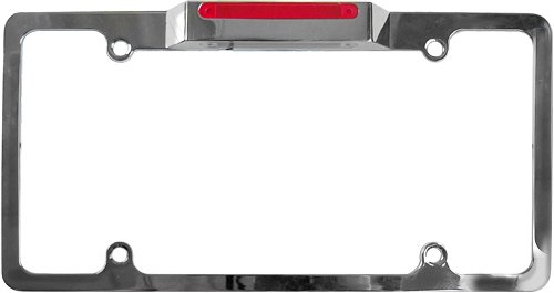 Amazon.com: Custom Accessories 92595 Lighted License Plate Frame ...